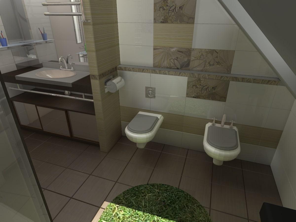 Индивидуальный жилой дом г. Иваново, 2 этаж, санузел, Рис 6