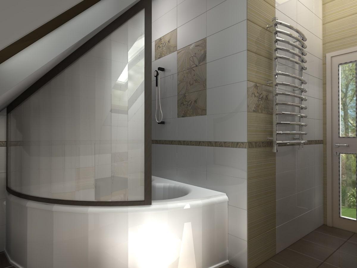 Индивидуальный жилой дом г. Иваново, 2 этаж, санузел, Рис 8