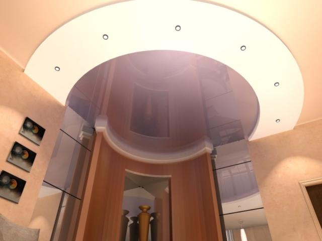 Интерьер коттеджа, 2 этаж, 2 спальня, Рис 5