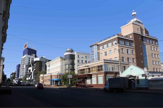 Концепция застройки центра города в рамках ППТ Павловский овраг Рис 12
