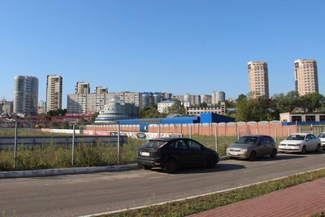 Концепция застройки центра города в рамках ППТ Павловский овраг Рис 10