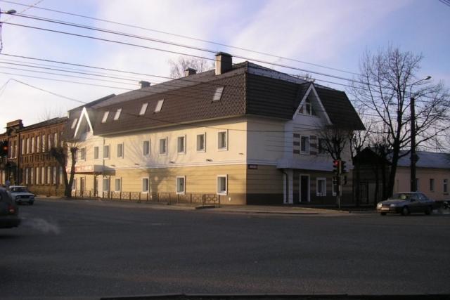 Офисное здание по ул. Смирнова г. Иваново Рис 3