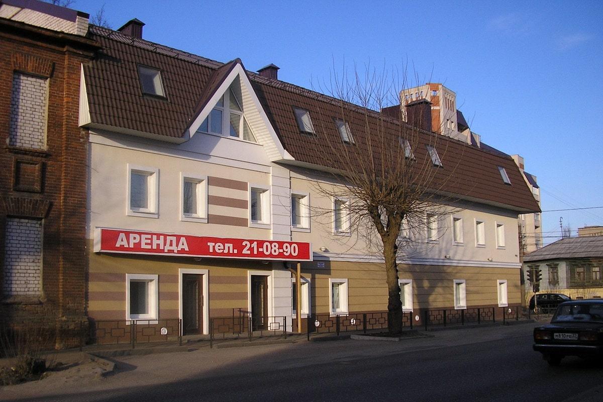 Офисное здание по ул. Смирнова г. Иваново Рис 2