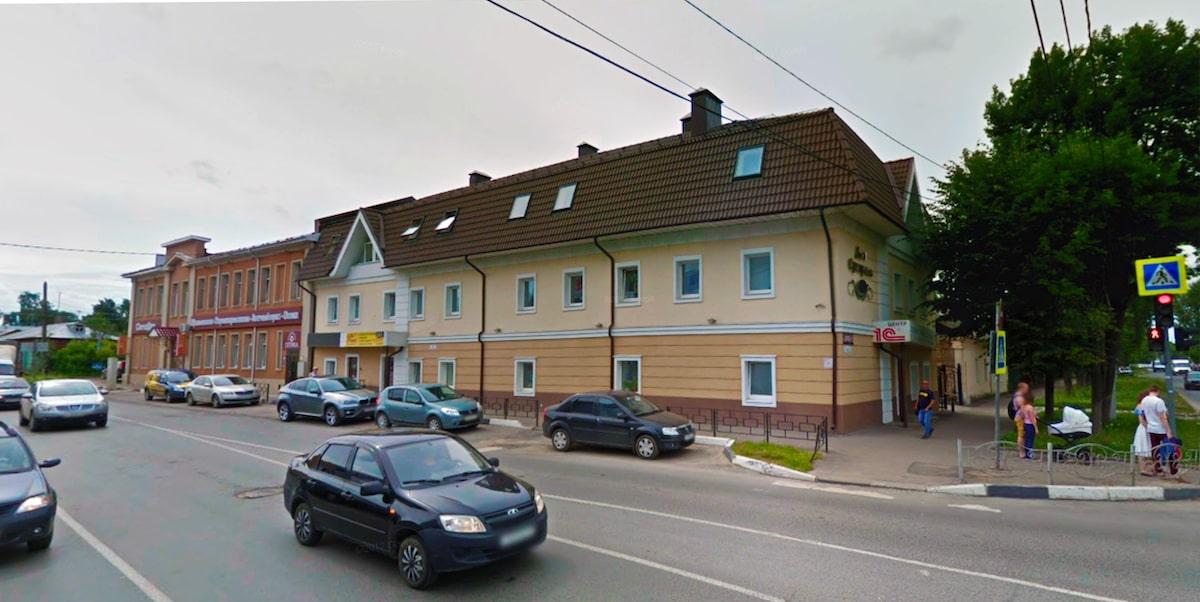 Офисное здание по ул. Смирнова г. Иваново Рис 5
