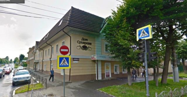 Офисное здание по ул. Смирнова г. Иваново Рис 4