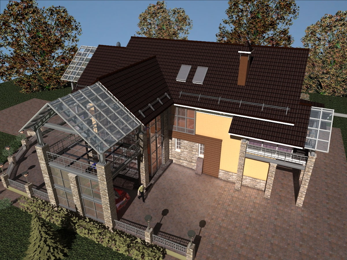 Реконструкция жилого дома в д. Крюково, Рис 8