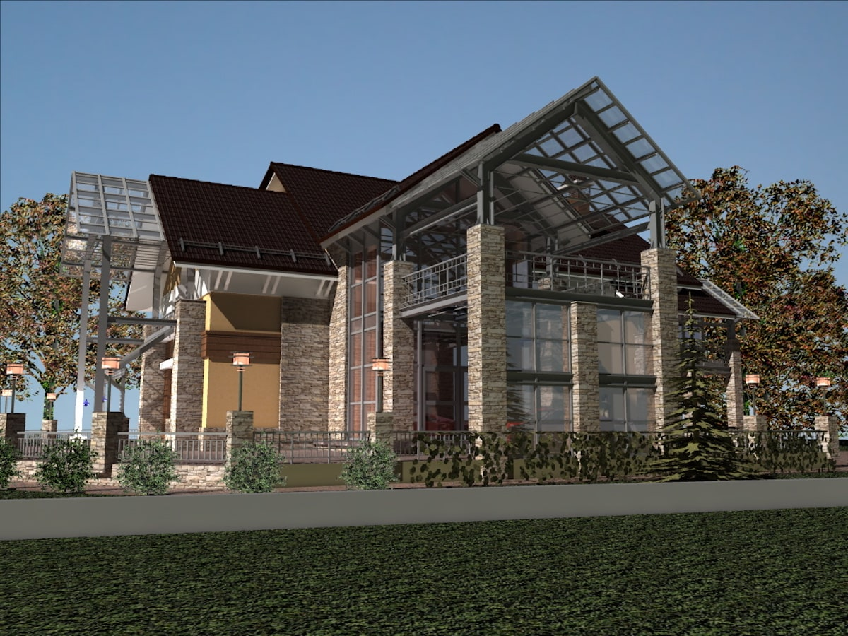 Реконструкция жилого дома в д. Крюково, Рис 10