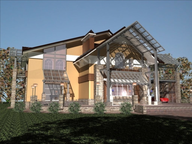 Реконструкция жилого дома в д. Крюково, Рис 15