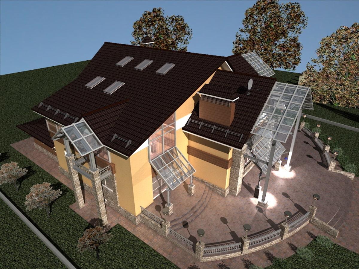 Реконструкция жилого дома в д. Крюково, Рис 5