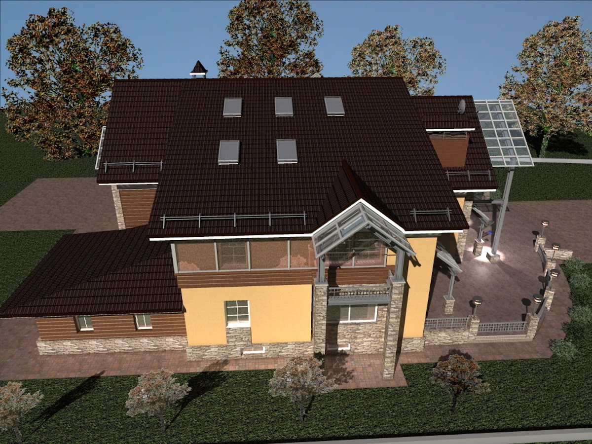 Реконструкция жилого дома в д. Крюково, Рис 6