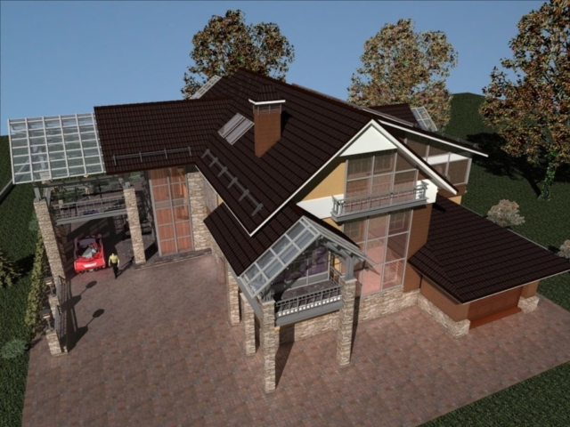 Реконструкция жилого дома в д. Крюково, Рис 7
