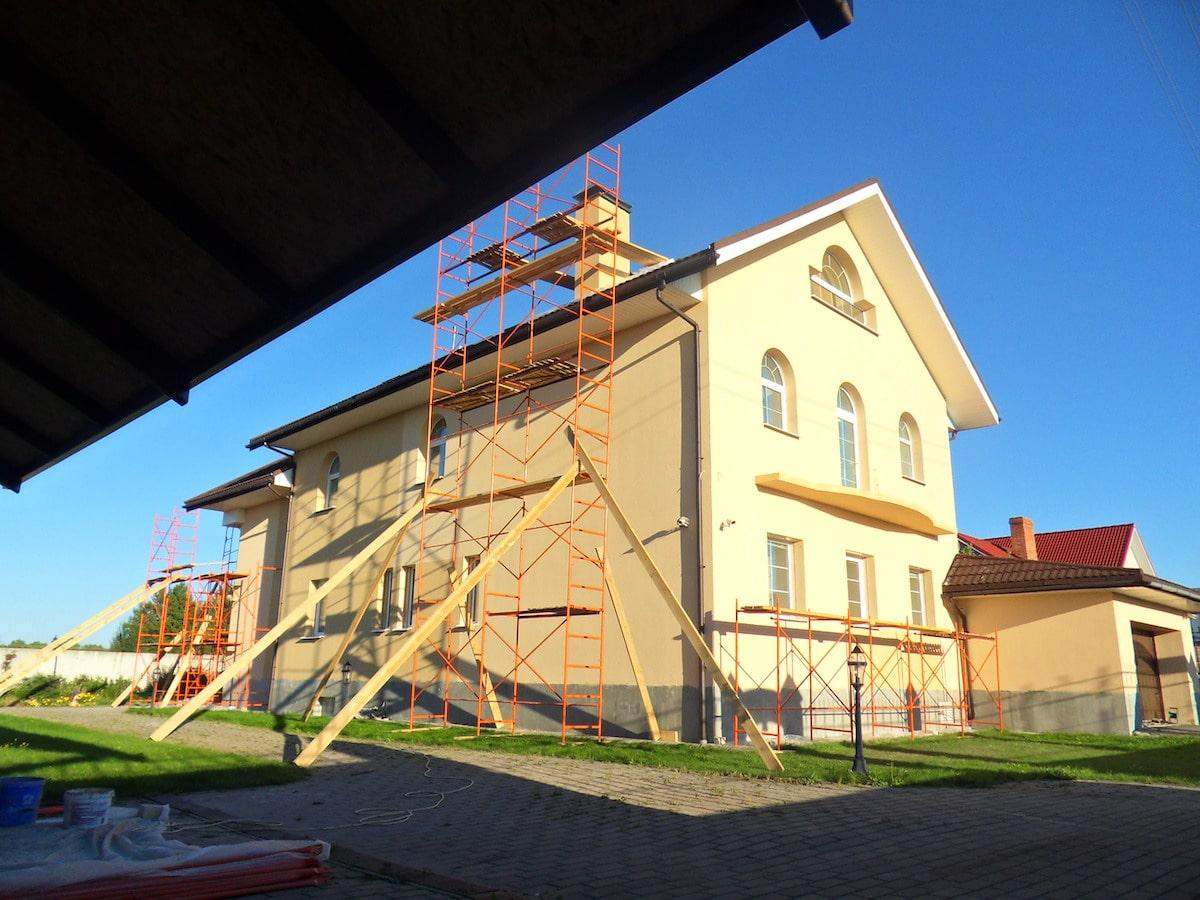 Реконструкция жилого дома в д. Крюково, Рис 17