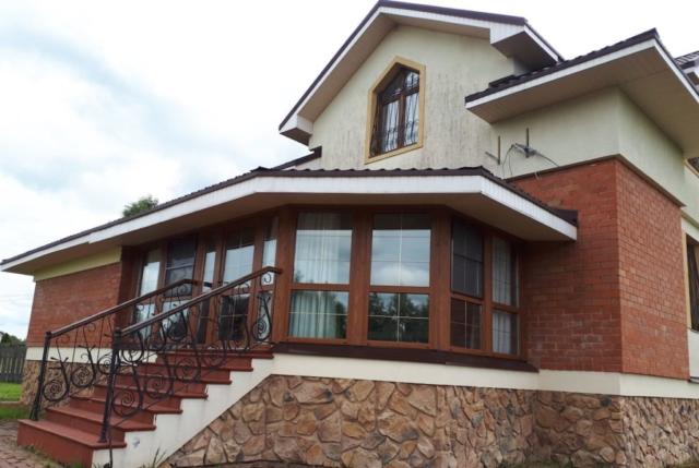 Загородный жилой дом д. Микшино Рис 4