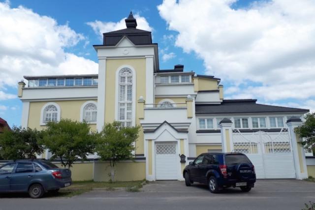 Жилой дом д. Бухарово Рис 8