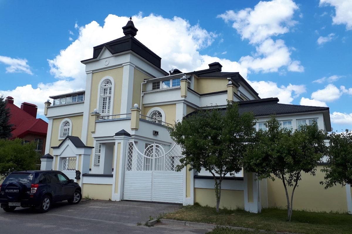 Жилой дом д. Бухарово Рис 7