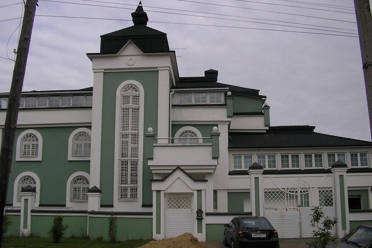 Жилой дом д. Бухарово Рис 5