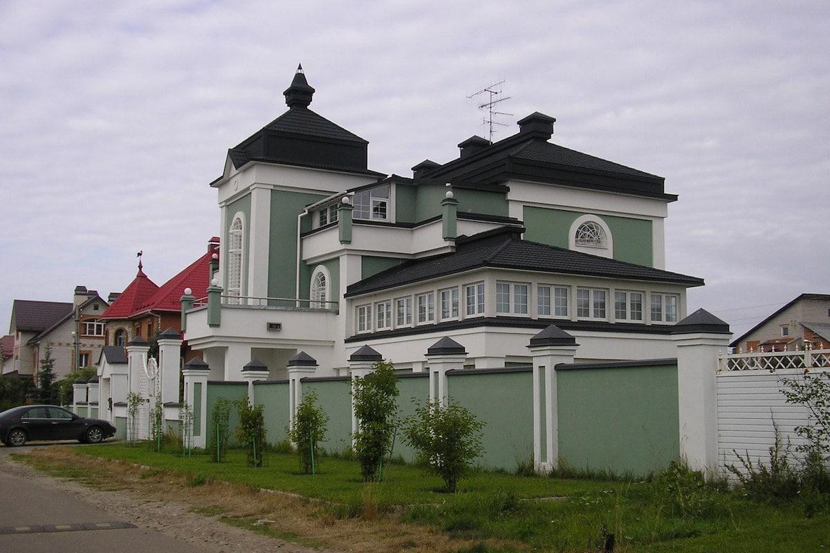 Жилой дом д. Бухарово Рис 3